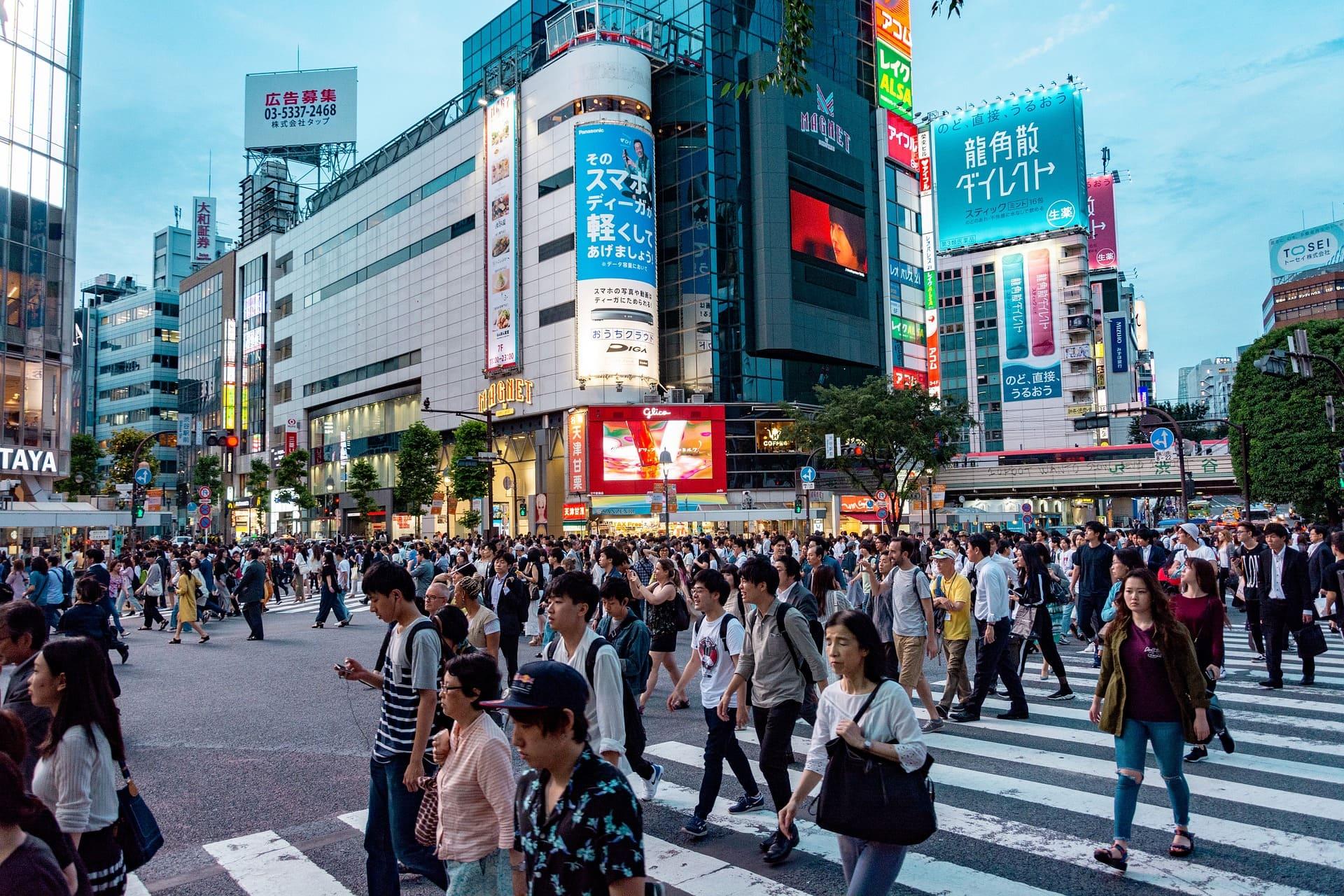 Los japoneses no saben que hacer con 10 días libres