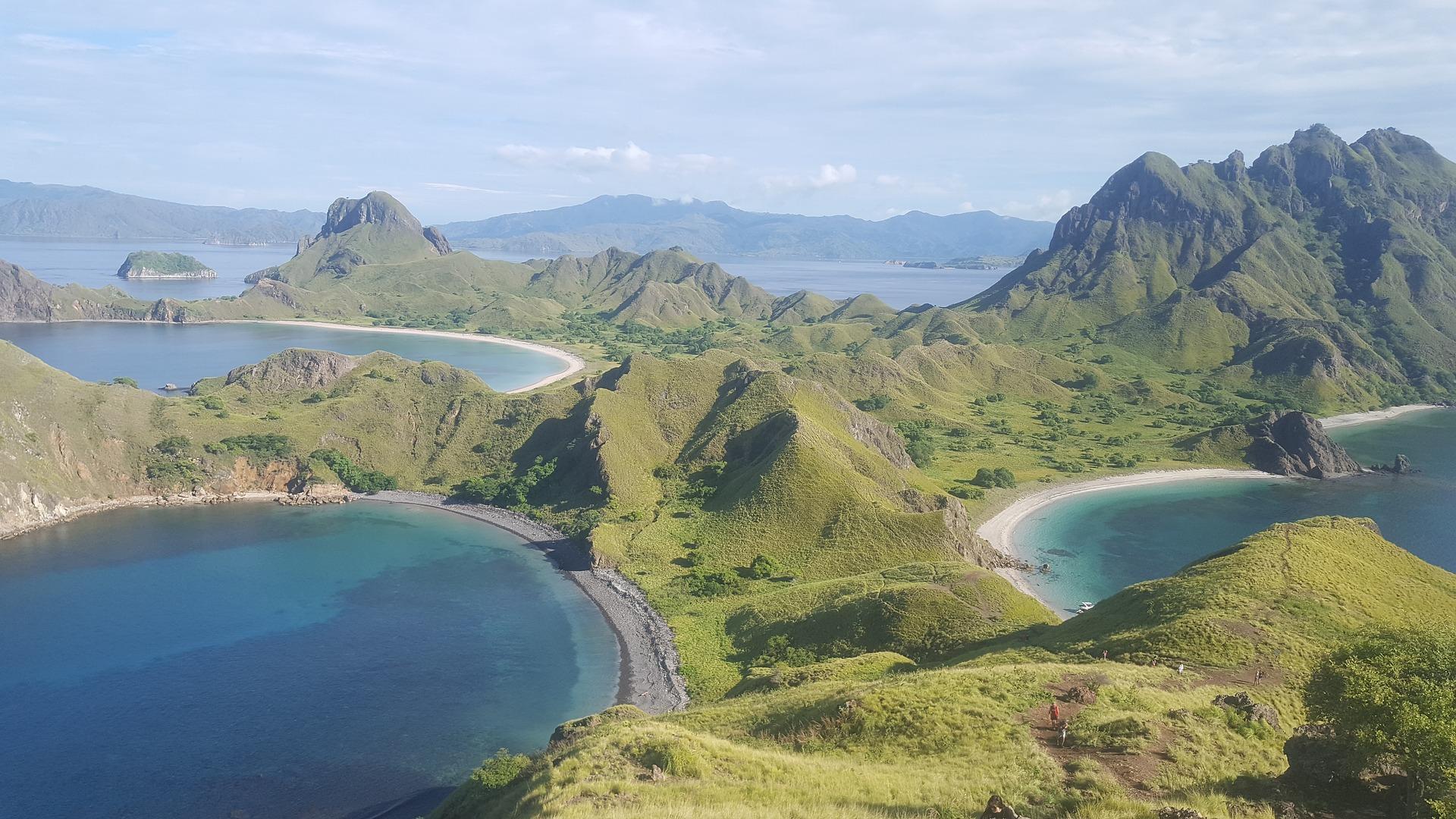 La Isla de Komodo cerrará durante un año