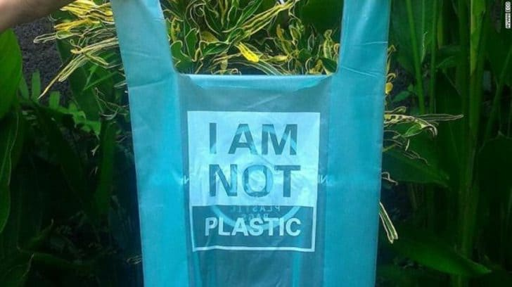 Bolsas biodegradables de yuca