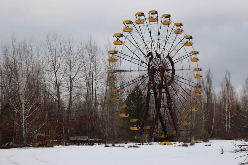 de desastre nuclear a atracción turística