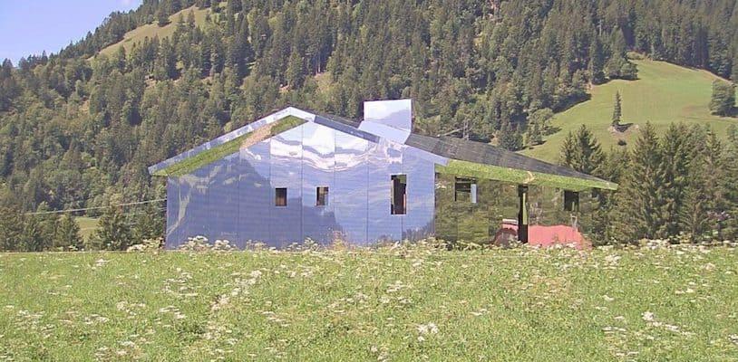 Alpes Suizos obra de arte