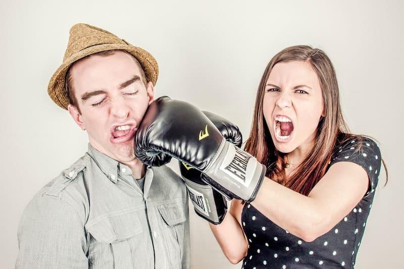 Pelear con tu pareja podría salvar tu relación