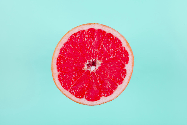 grapefruit can be used for cleaning hacks.