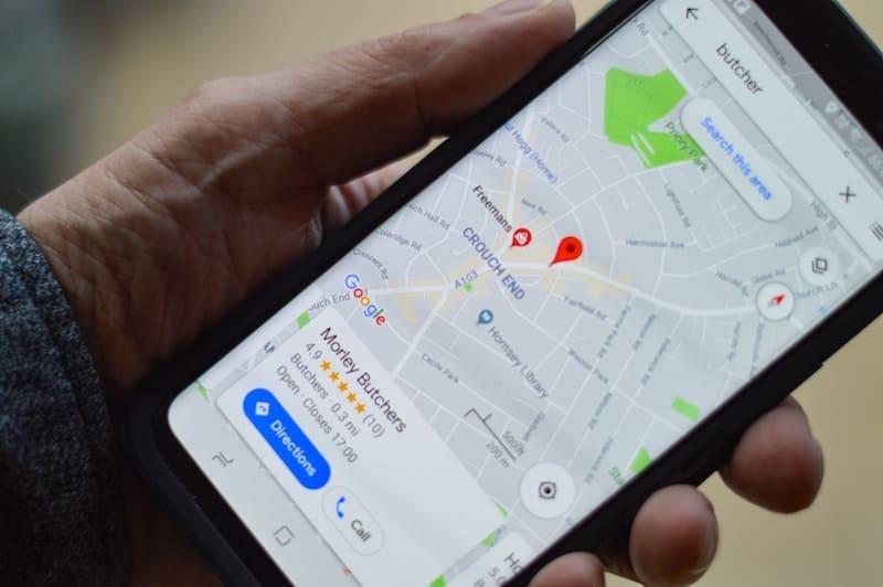 Google Maps te alejará de los callejones oscuros
