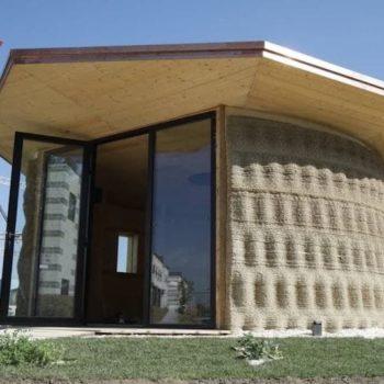 La casa impresa en 3D que cuesta lo mismo que un iPhone