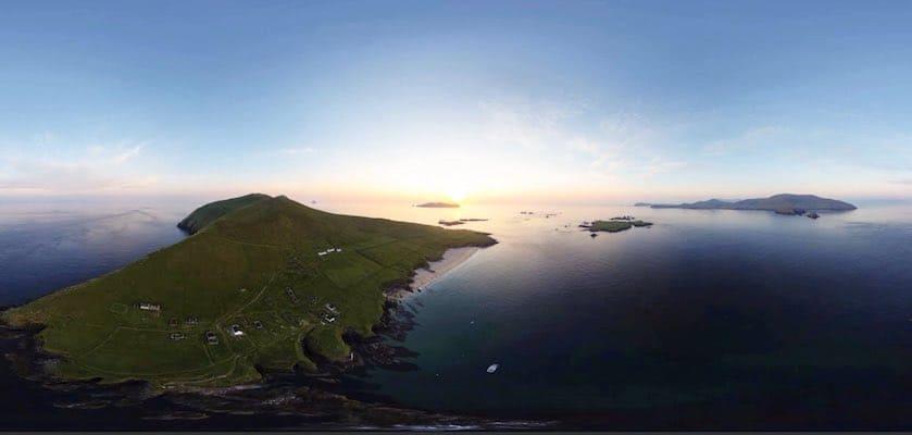 Esta isla irlandesa busca dos cuidadores de verano