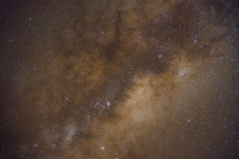 Foto del espacio