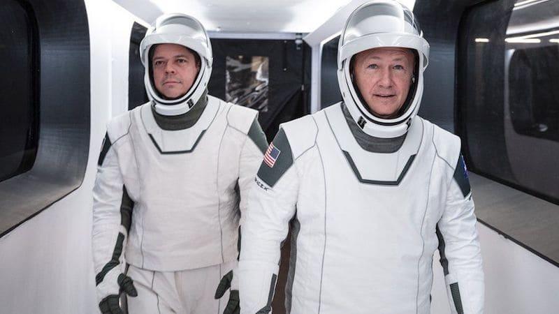 Estos son los trajes espaciales de SpaceX que llevarán al hombre a Marte